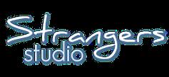 Стрейндърс Студио лого
